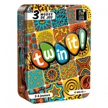 Twin It : Jeu de Cartes