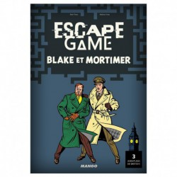 Escape Game 3 : Blake et Mortimer
