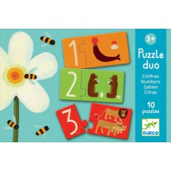 Puzzles duo : chiffres