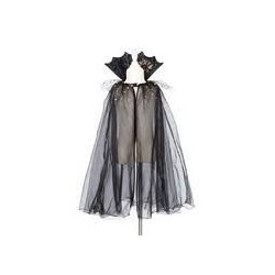 Dragon Cape Noir 4-7 Ans