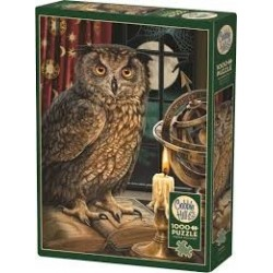 PUZZLES - 1000 PIECES - The Astrologer