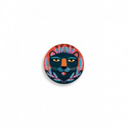 Lovely Badges : wild